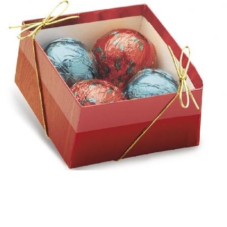 Chocolate Ornament Gift Box