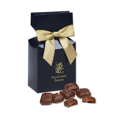 Chocolate Sea Salt Caramels Pack