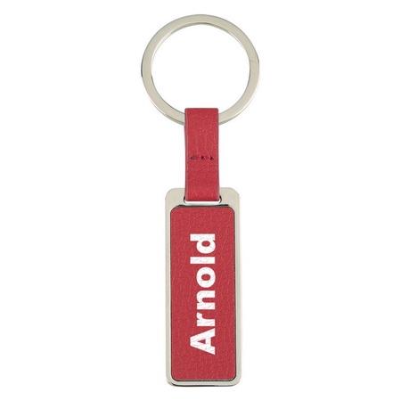 Chroma Personalized Leatherette Key Tags