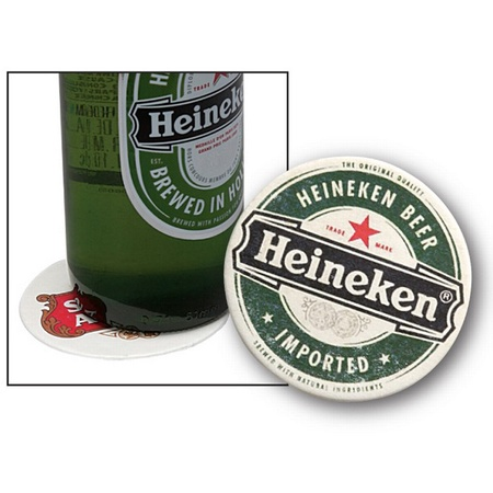 Circle Shape Promotional Drink Coasters