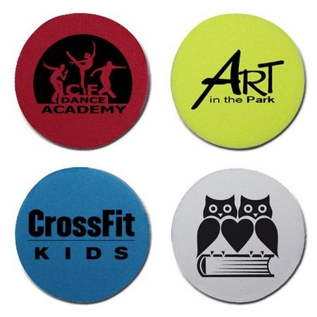 Custom Circle Erasers