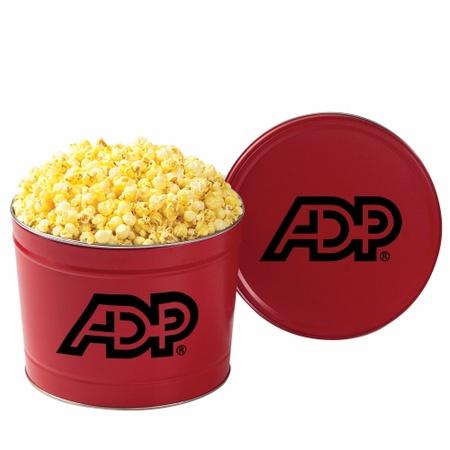 Classic 2 Gallon Popcorn Tins