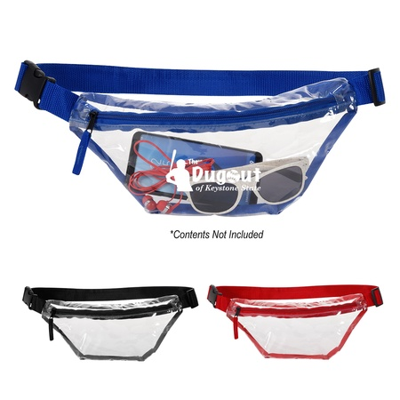 Clear Choice Customized Fanny Pack