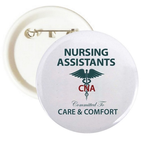 CNA Nursing Assistants Week Buttons