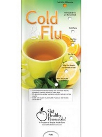 Cold & Flu Prevention Pocket Slider