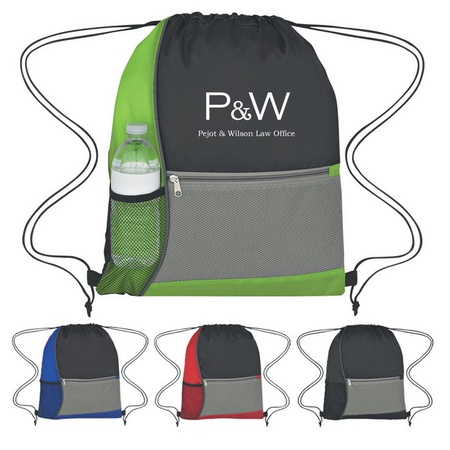 Promotional Color Block Sports Packs