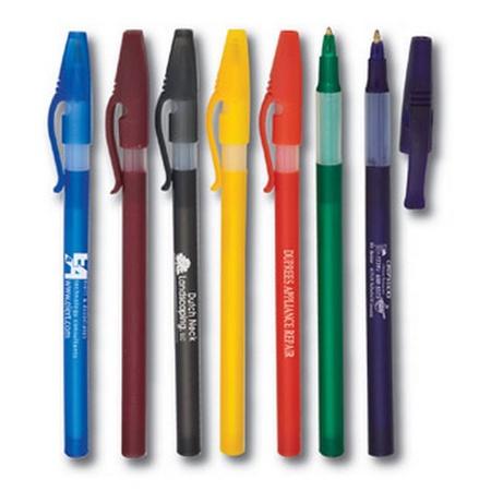Color Grip Stick Pen