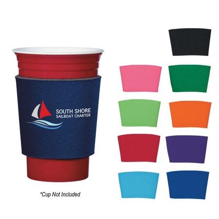 Comfort Grip Custom Cup Sleeves