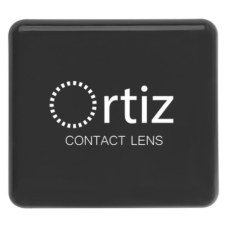 Custom Contact Lens Kit with Mirror