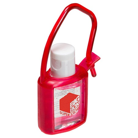 Cool Clip Hand Sanitizer with Imprint
