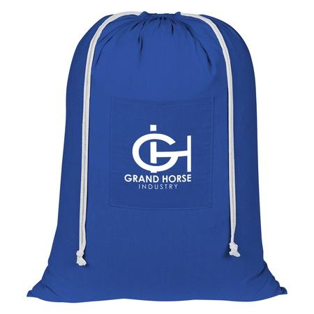 Custom Cotton Laundry Bags