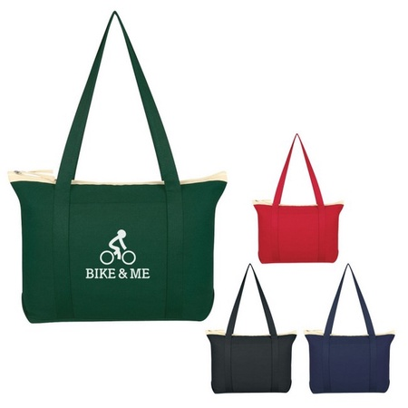 Custom Cotton Shoulder Totes