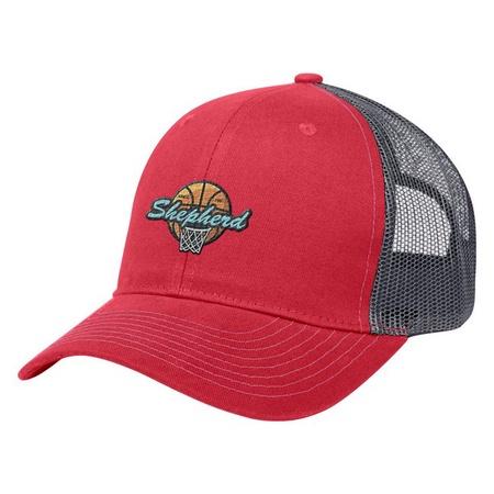 Custom Cotton Twill Mesh Back Cap