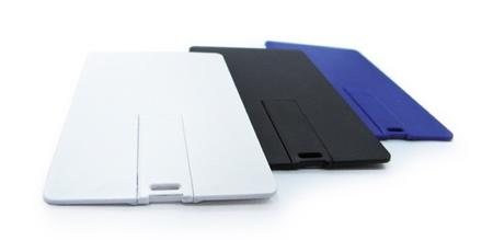 Credit Card Flat Flash Drive