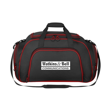 Crosstown Custom Duffel Bags