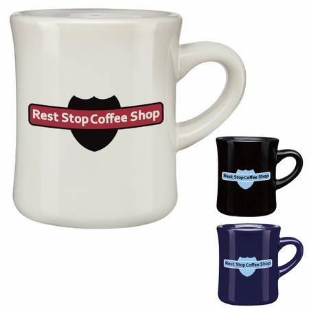 CuppaJo Custom 12 oz. Diner Mugs