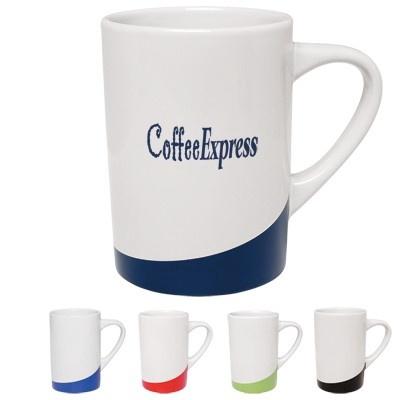 Curve 14 oz. Promotional Mugs