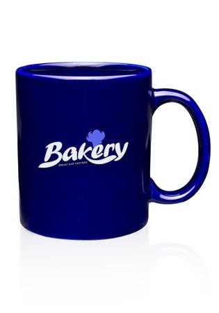 Custom 11 oz. Color Ceramic Coffee Mugs