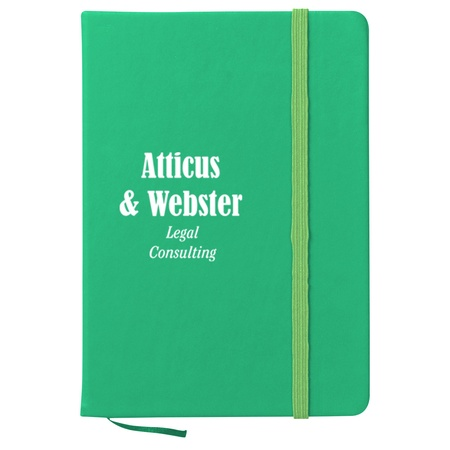 "Custom 5"" x 7"" Journal Notebooks"