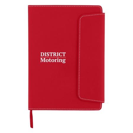 "Custom 6"" x 8"" Geneva Journal Notebooks"