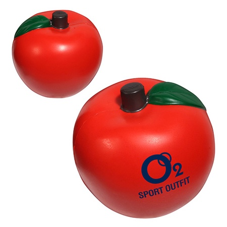 Custom Apple Stress Balls