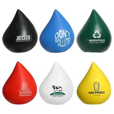 Custom Blood Droplet Stress Balls