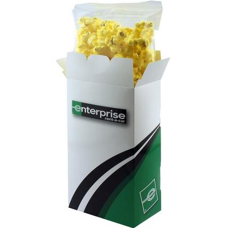Custom Box of Butter Popcorn