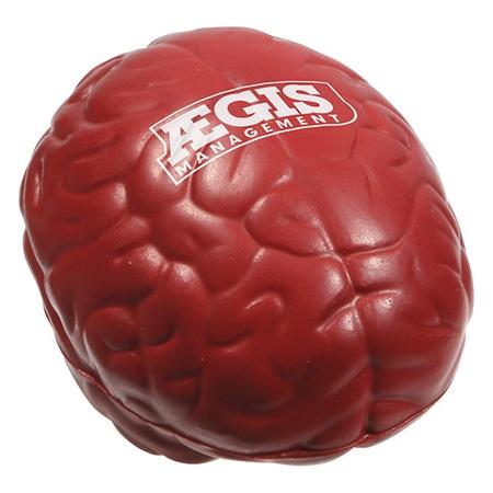 Custom Brain Stress Balls