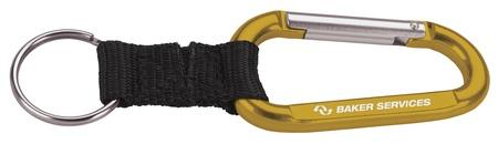 Custom Carabiner Key Tag