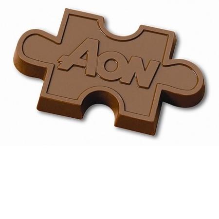 Custom Chocolate Puzzle Piece