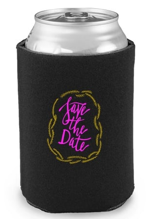 Custom Collapsible Beer Can Coolers