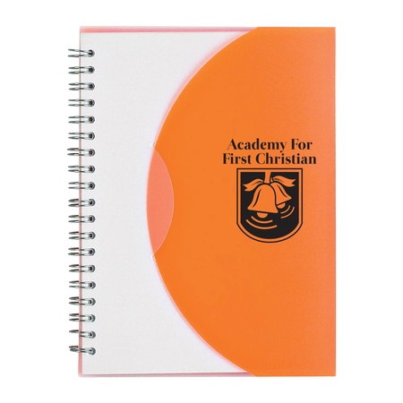 Custom Colorama Spiral Notebooks