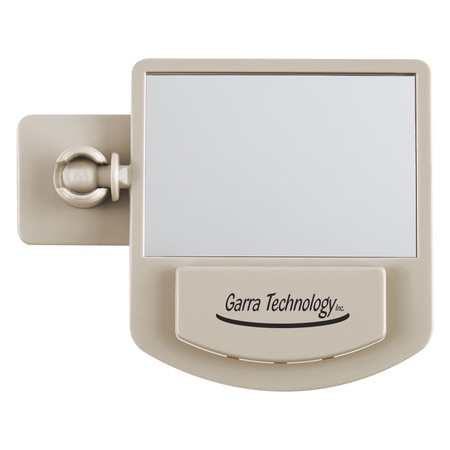 Custom Computer Mirror Memo Holders