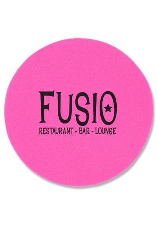 Custom Foam Drink Coasters