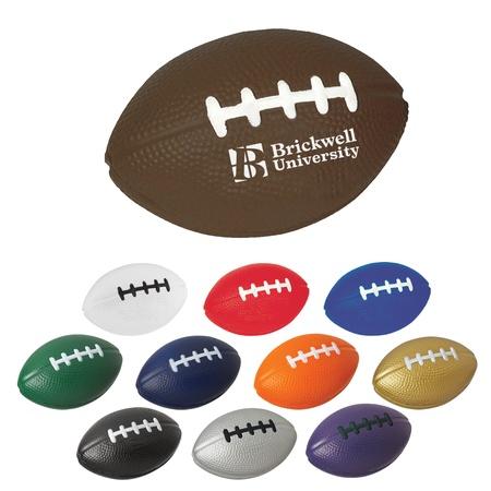 Custom Football Stress Balls