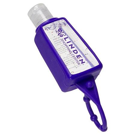 Custom Gel Go Hand Sanitizer - 1 oz.