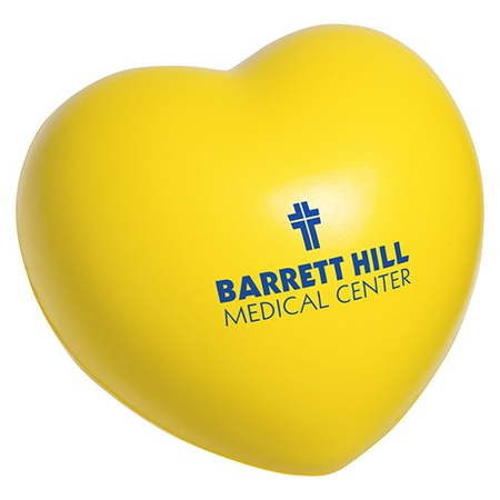 Custom Heart Stress Balls