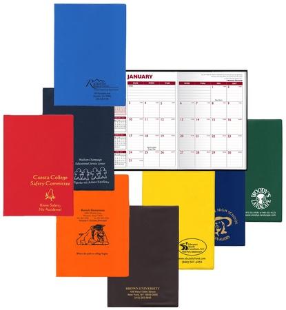 Custom Monthly Desk Planners - 2021
