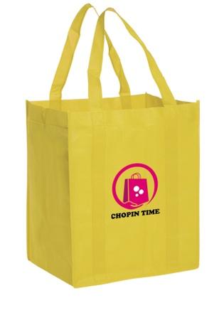 Custom Reusable Grocery Tote Bags