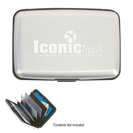Custom RFID Aluminum Card Cases