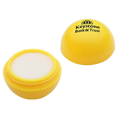 Custom Rounded Lip Balm