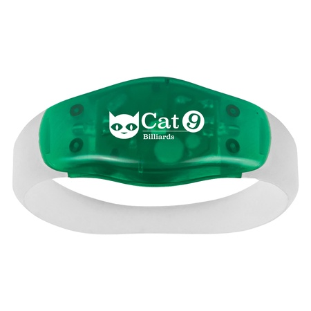 Custom Safety Light Wristband