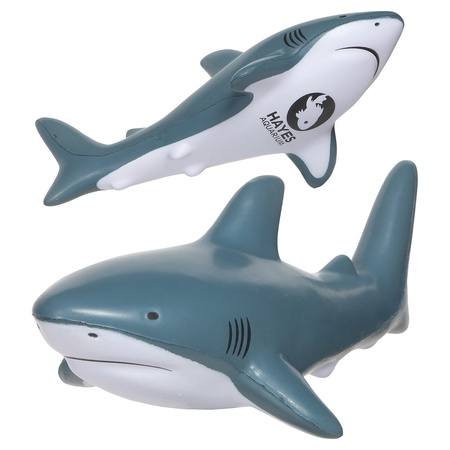 Custom Shark Stress Balls