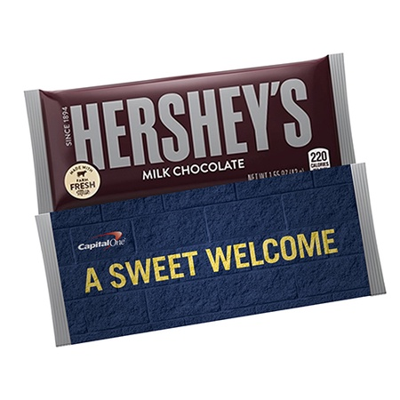 Custom Wrapped Hershey & Nestle Chocolate Bars