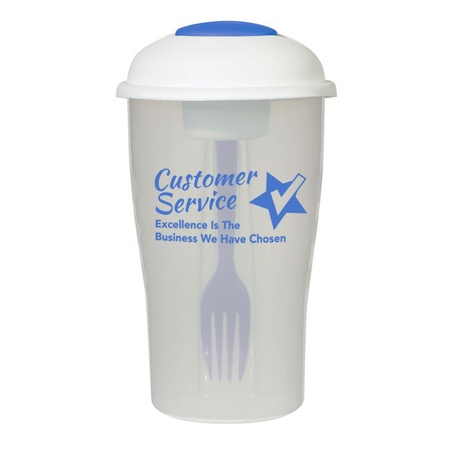 Customer Service 3 Piece Salad Shaker Set