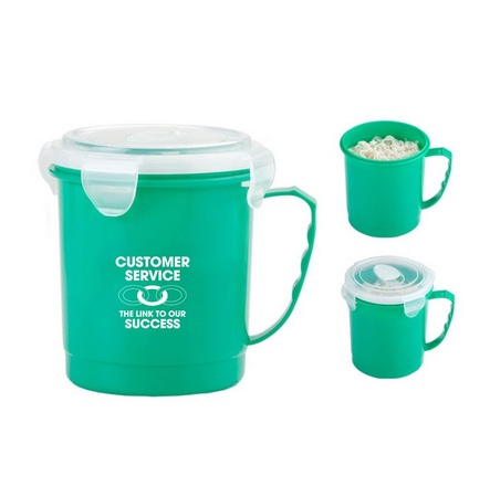Customer Service Food Container Mug Gifts