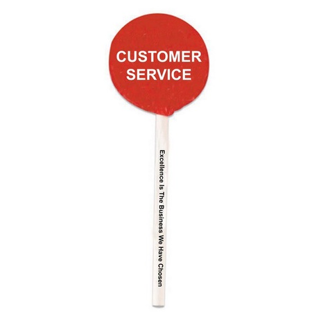 Customer Service Lollipops