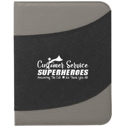 Customer Service Note Padfolio