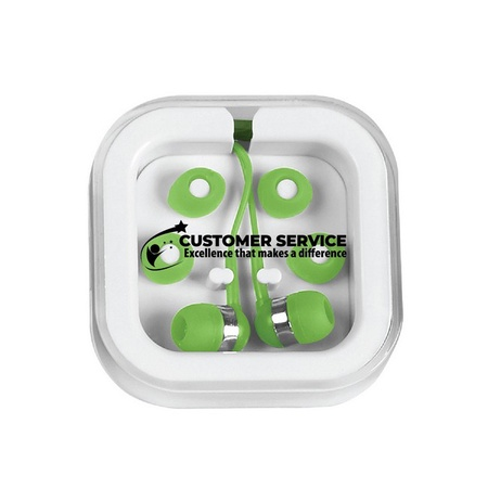 Customer Service Staff Appreciation Ear Buds