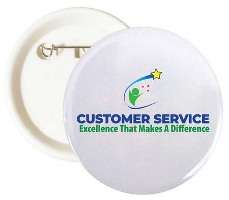 Customer Service Week Buttons